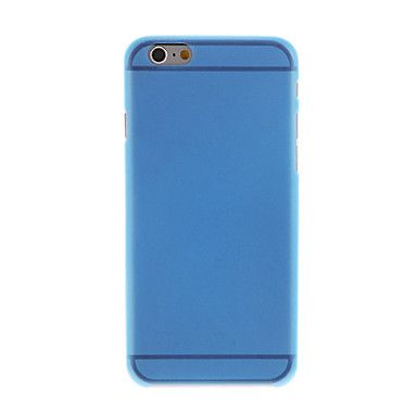 Ультратонкий чехол для iphone 6 (5.5) синий