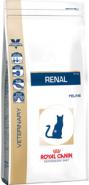 Royal Canin RENAL RF23 - Диета для кошек при хронической почечной недостаточности (4 кг)
