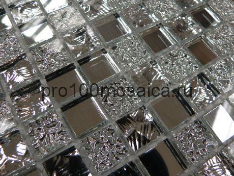 Mirage. Мозаика для бассейнов и внутр. помещ. серия CRISTAL, размер, мм: 300*300