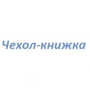 Чехол-книжка Alcatel 5020 OneTouch M'Pop (red) Кожа