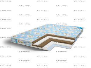 Матрас Baby Eco Puff mini Comfort Line