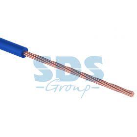 Провод монтажный (автомобильный) 1.5 мм2 100м синий (ПГВА) REXANT