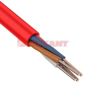 Кабель сигнальный КПСнг(А)-FRLS 2x2x0,2мм² (0,5мм), 200М ГОСТ Р 53315-2009 REXANT