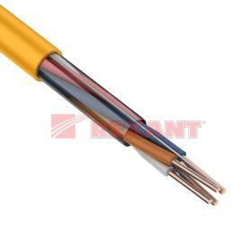 Кабель сигнальный КПСнг(А)-FRHF 2х2х0,2мм² (0,5мм) 200М ГОСТ Р 53315-2009 REXANT