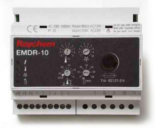 Raychem (Райхем) Терморегулятор EMDR-10 с датч. темп. и влажн.