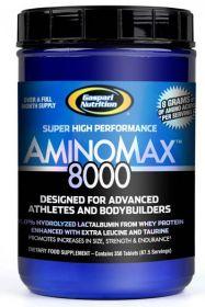 Gaspari Nutrition AminoMax 8000 (350 табл.)