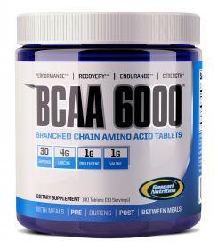 Gaspari Nutrition BCAA 6000 (180 табл.)