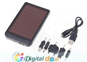 Зарядное устройство от энергии солнца