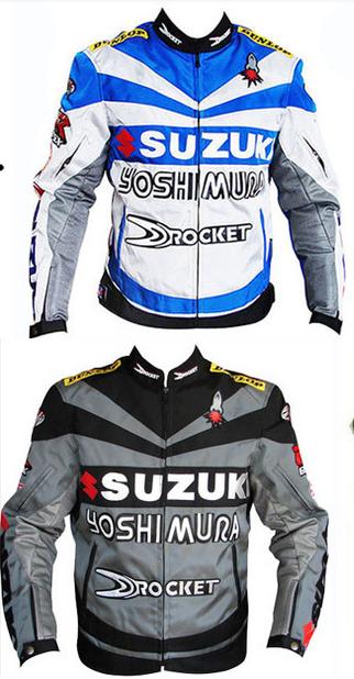 Куртка Suzuki текстиль