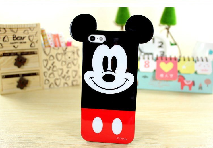 Чехол Disney для iphone 6/6s (Mickey Mouse)