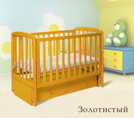 """Кровать детская """"Незабудка"""" АБ 18.3, Лель"""