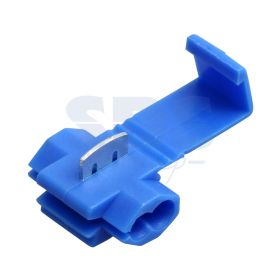 ОТВЕТВИТЕЛЬ 1.0-2.5мм² (KW-4, 3MB (LT-216)) синий REXANT