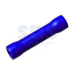 СОЕДИНИТЕЛЬНЫЕ ГИЛЬЗЫ изолированные (СГИ L-26мм) 1.5-2.5мм² (BV2, VB2) синий REXANT