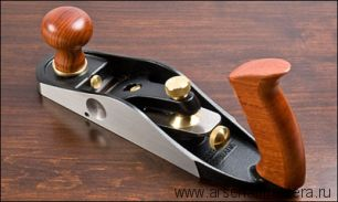 Рубанок Veritas Small Bevel-Up Smoother Plane A2 05P39.01 М00004442