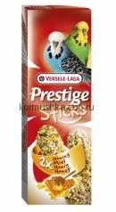 Versele-Laga палочки для волнистых попугаев с медом