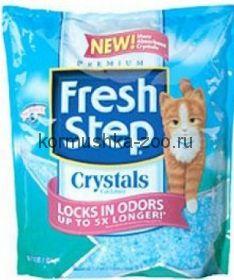 FRESH STEP CRYSTALS силикагель