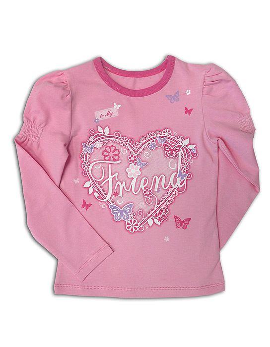 Блуза для девочки Кружева 2