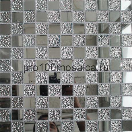 CY817 Мозаика зеркальная серия EXCLUSIVE,  размер, мм: 300*300 (КерамоГраД)