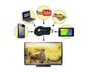 Цифровой ТВ приемник для Android и iOS EZCast