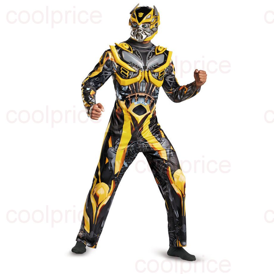 Трансформер Бамблби (Transformers Bumblebee)