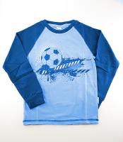 Трикотажный джемпер Футбол