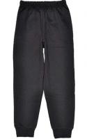Теплые штаны для мальчика из футера