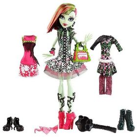 Кукла Венера МакФлайтрап (Venus McFlytrap), серия Я люблю моду, MONSTER HIGH