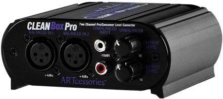 ART CleanBox PRO Конвертор аналогового сигнала