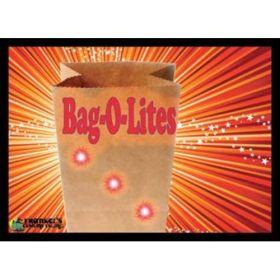 Пакет с огоньками (Красный свет) Bag-O-Lights