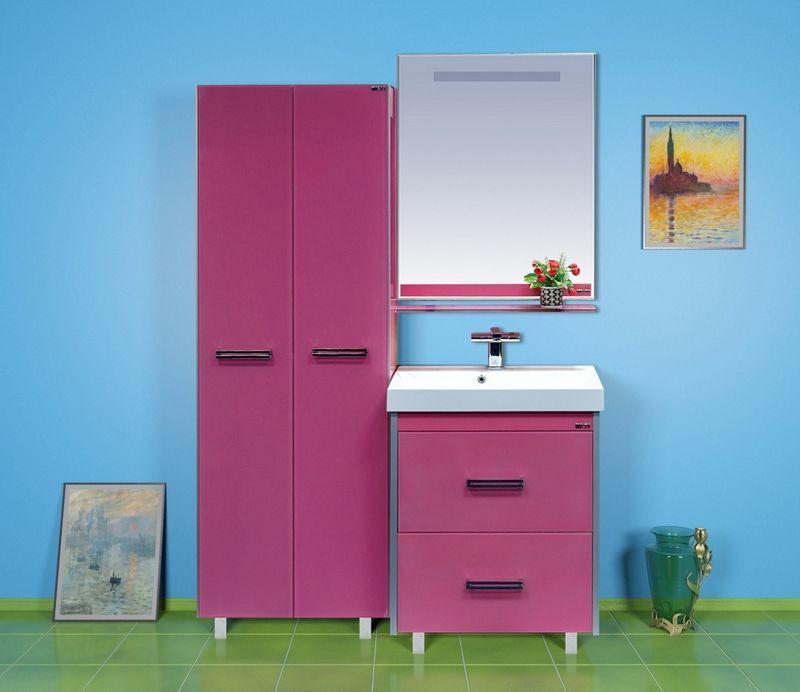 Мебель для ванн Misty Джулия QVATRO 105 с 2-мя ящиками