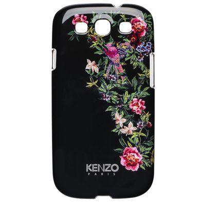 Накладка Kenzo Exotic Cover для Samsung GT-9300 Galaxy S III- Black