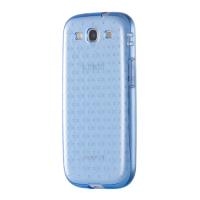 Накладка Animode Силиконовая для Samsung GT- I9300 Galaxy SIII- Blue