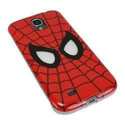Накладка Marvel Animode NFC для Samsung GT- I9500 Galaxy S4 - Spiderman