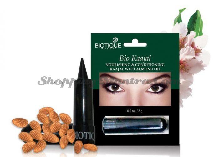Каджал (сурьма) Биотик   Biotique Bio Kajal Nourishing and Conditioning Eye Kaajal