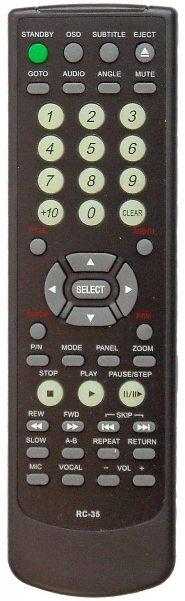 Пульт для BBK RC-35 (DVD) (BBK-938S)
