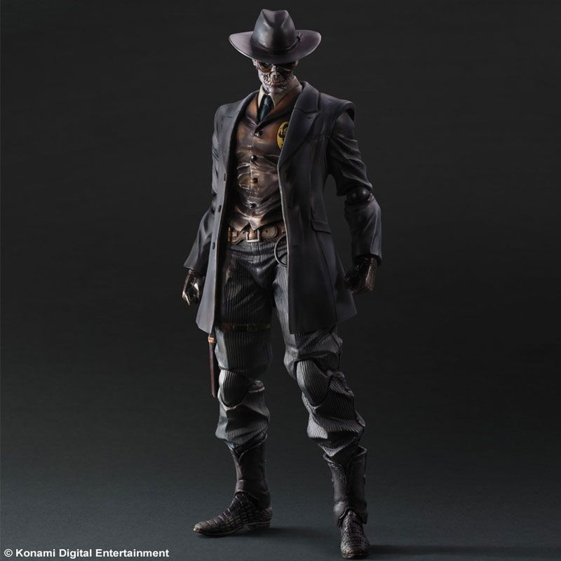 Фигурка Metal Gear Solid V: The Phantom Pain: Skull Face