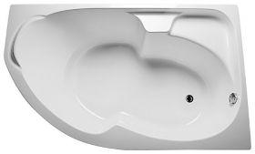 Акриловая ванна 1Marka Diana 160x100 R без гидромассажа