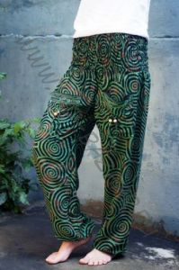 Разные цвета! Женские шаровары со спиральками (СПб)