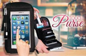 Сумочка для  телефона touch purse