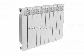 Алюминиевый радиатор Vivaldo Platinum 500/80 12 секций