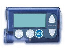 Инсулиновая помпа Medtronic Paradigm MMT-715