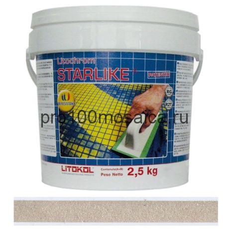 LITOCHROM STARLIKE (2,5кг).Затирочные смеси на эпоксидной основе (LITOKOL, Италия)