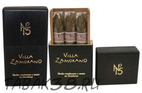Подарочный набор сигар Villa Zamorano Fagot N 15 (3 шт, Гондурас)