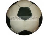 Домашний торт «Футбольный мяч»