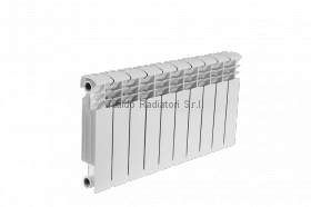 Биметаллический радиатор Vivaldo Platinum 350/85 10 секций