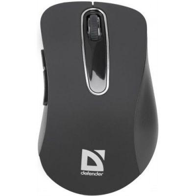 Распродажа!!! Беспроводная оптическая мышь Datum MM-075 черный,5 кнопок,1000 dpi