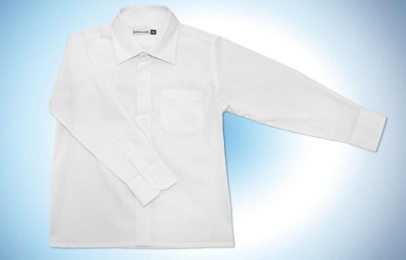Нарядная рубашка для мальчика 2 лет