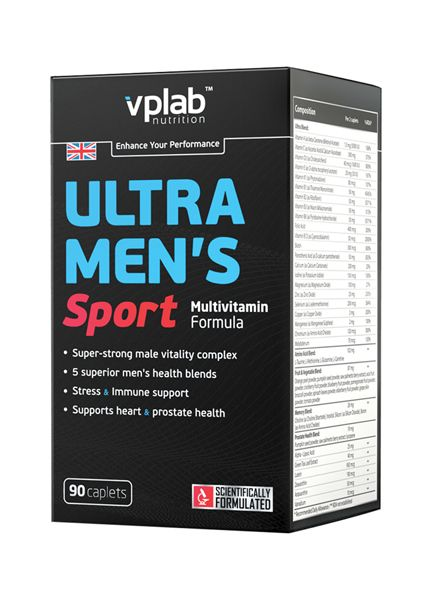 VP Lab - Ultra Men's Multivitamin Formula