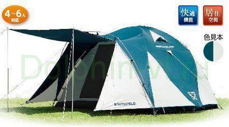 Палатка 4-6 мест South Field (SF4506FD)
