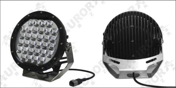 Светодиодный прожектор с ходовыми огнями Aurora ALO-R-7-E7BH 96W